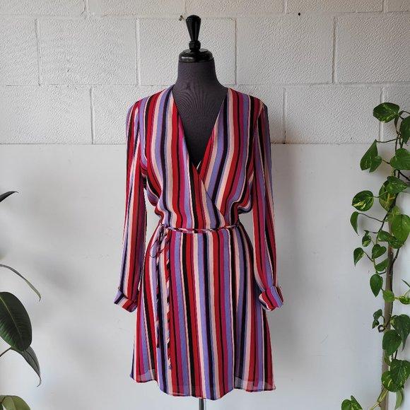 Reformation Dresses & Skirts - Reformation wrap dress, Size XL